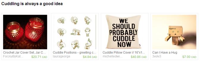Cuddling is always a good idea