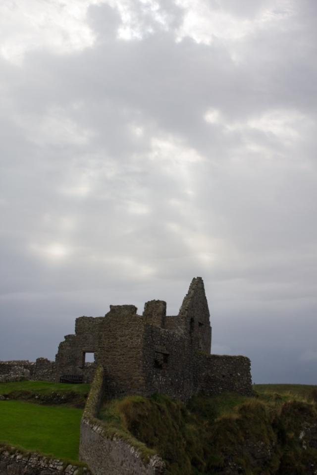 @ Dunluce Castle