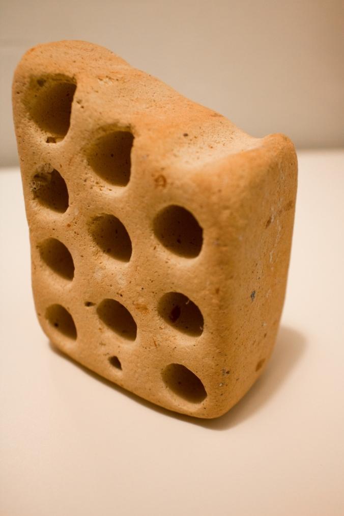 My beloved brick.