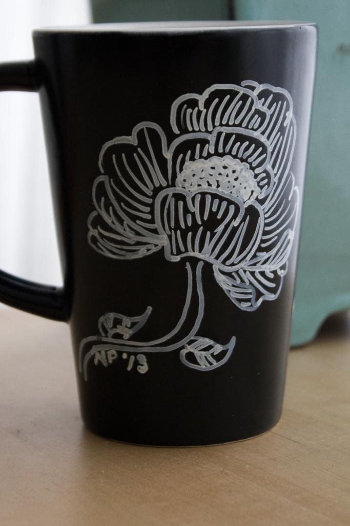 Loving My Customized Tea Mug From Davids Tea Monstermonster